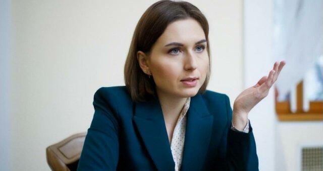 Министр Анна Новосад