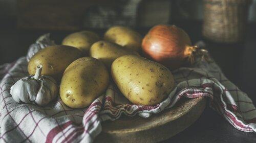 Як вибрати і приготувати ідеальний картопля