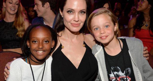 Анджелина Джоли, дети, личная жизнь