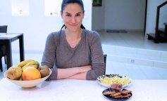 Маша Ефросинина, питание, диета, фото