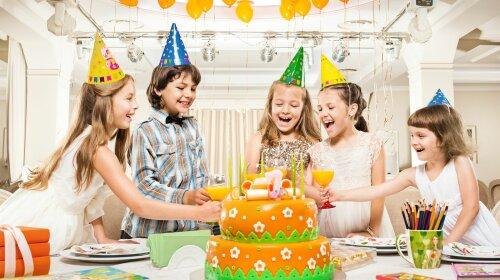 день рождения, детский, в Киеве, где провести