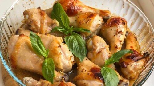 Рецепт дня: найніжніші курячі ніжки в пікантному соусі