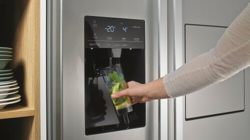 Холодильна техніка Gorenje Side by side