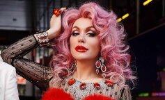 «Берете таз и засовываете голову»: травести-дива Монро раскрыла свой секрет красоты