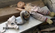 Самые пугающие места Чернобыльской зоны: уникальные фото