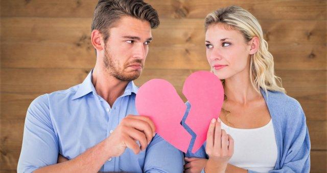 Знаки Зодиака, которые часто разводятся
