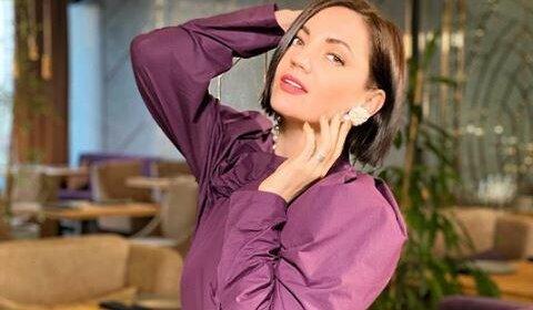 Без білизни! Оля Цибульська влаштувала пристрасні танці біля вікна – «побачить чоловік, буде біда»