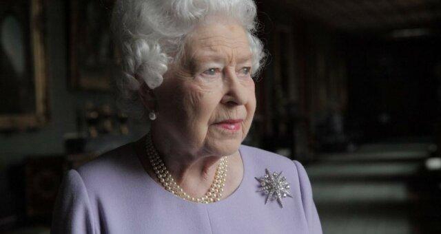 У королевы Елизаветы есть «запасная» рука