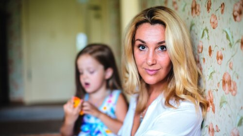 Сніжана Єгорова, антін мухарський, діти, розлучення, фото