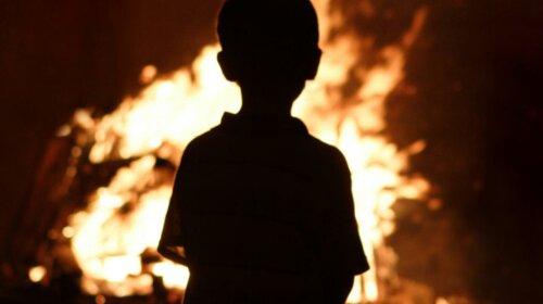 8-річна українка врятувала життя маленькому братові