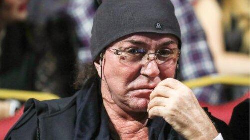 Перероблений 71-річний Леонтьєв налякав новою зовнішністю - без волосся і сильно набрякле червоне обличчя