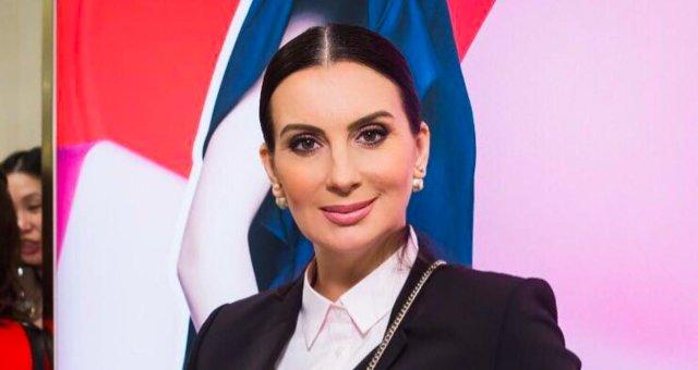 Екатерина Стриженова, ведущая