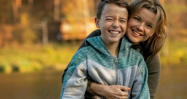 Маричка Падалко, телеведущая, сын, фото звезд, рецепт звезды