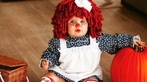 Страшно милые костюмы для младенцев на Хэллоуин — и смешно, и жутковато