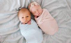 Из-за редкой аномалии близнецы родились с 15-ю переломами