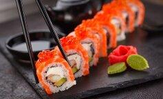 Будь осторожна: медики рассказали об опасности японской кухни