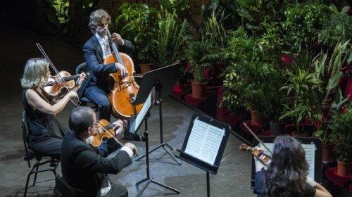 Оперный театр в Барселоне дал концерт во время пандемии