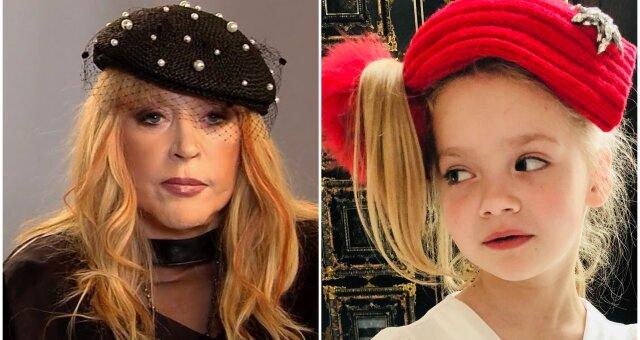 Лиза Галкина, дети звезд, образ, видео