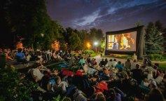 Кино и путешествия под открытым небом