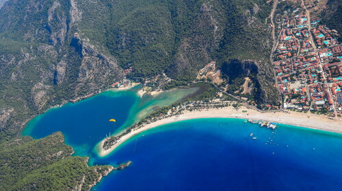 Фетхіє: рай, захований у Туреччині.