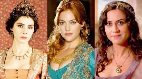 Ученые показали, как на самом деле выглядели фаворитки легендарного султана Сулеймана I