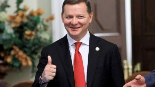 Олег Ляшко знову стане батьком! Політик повідомив про вагітність дружини