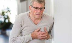 Медики указали на первые симптомы сердечного приступа