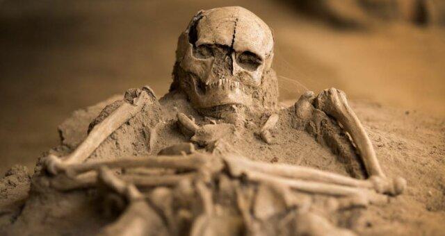 Археологи обнаружили в Греции скелеты со следами сложных хирургических операций
