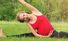 active pregnancy