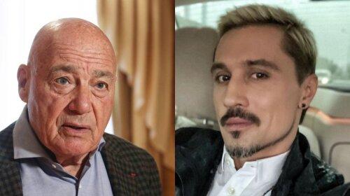 37-річний Білан спокусив 85-річного Познера: фото потрапили в Мережу