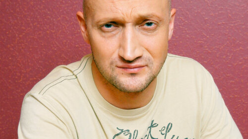 Гоша Куценко приміряв на себе образ Джокера, налякавши користувачів (ФОТО)