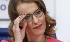 Ксения Собчак высмеяла Яну Рудковскую за показной пафос (ФОТО)