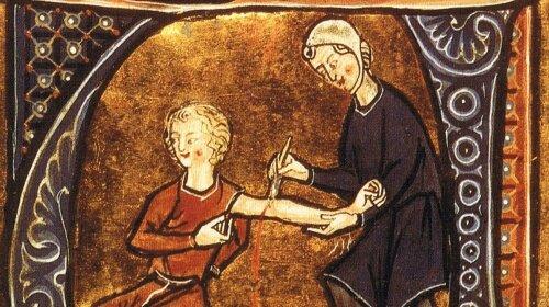 Ученые показали, как выглядел врач времен Средневековья