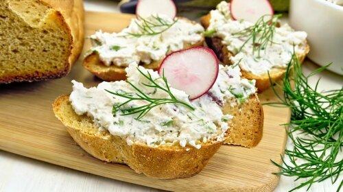 10 полезных намазок для бутербродов на любой вкус: готовится быстро, съедается мгновенно