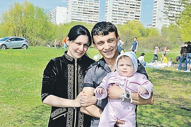 Семья Вали Исаевой
