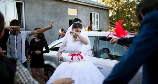 браки, ранние браки, ранние браки в Грузии