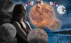 Простые и мощные заговоры на растущую луну