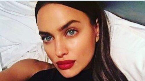 Знойная модель Ирина Шейк «упаковала» бюст в тесный корсет и показала страсть  - «Настоящая богиня!» (ФОТО)