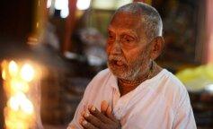 Сотрудники аэропорта случайно обнаружили старейшего в мире человека 1896 года рождения