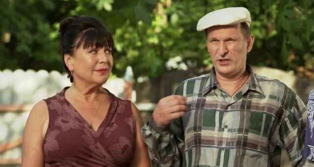 актер, Федор Добронравов, фото звезд с внучками
