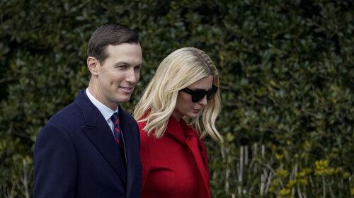 Розучилася одягатися: Іванка Трамп в невдалому пальто на церемонії в Білому домі
