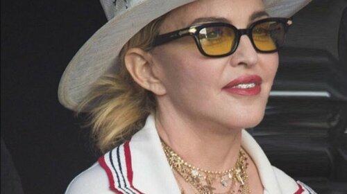 Мадонна выбрала для съемки шляпы «Made in Ukraine»