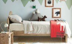 Какие детские комнаты благоприятно влияют на психику ребенка