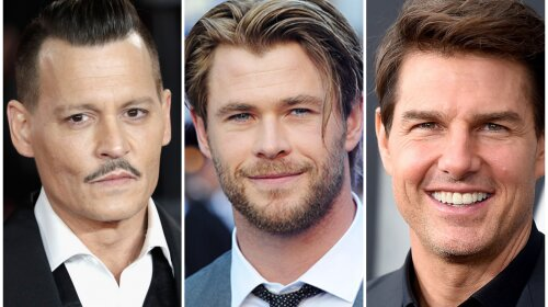 Джонни Депп, Крис Хемсворт, Том Круз и другие: топ-20 самых красивых мужчин 2020 года