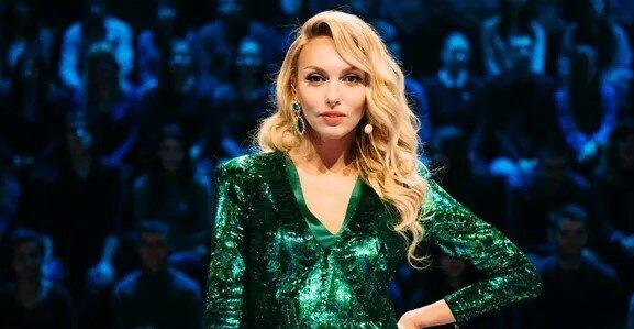 певица, Оля Полякова, подарок, обсуждения в Сети