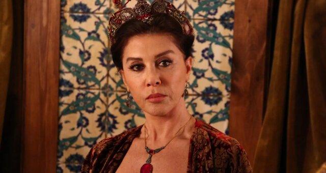 Небахат Чехре, великолепный век, фото, видео, инстаграм, актриса, сейчас, хафза