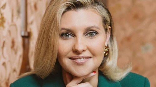 Новый стиль первой леди: Зеленская появилась на публике с начесом и впечатлила внешним видом (фото)