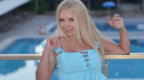 Людмила Балан, стройная фигура, внешность