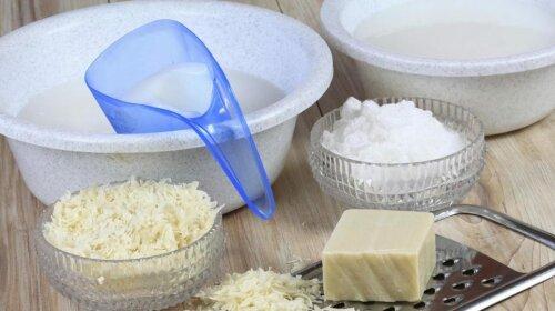 Минимум химии и максимум пользы – как сделать домашний стиральный порошок