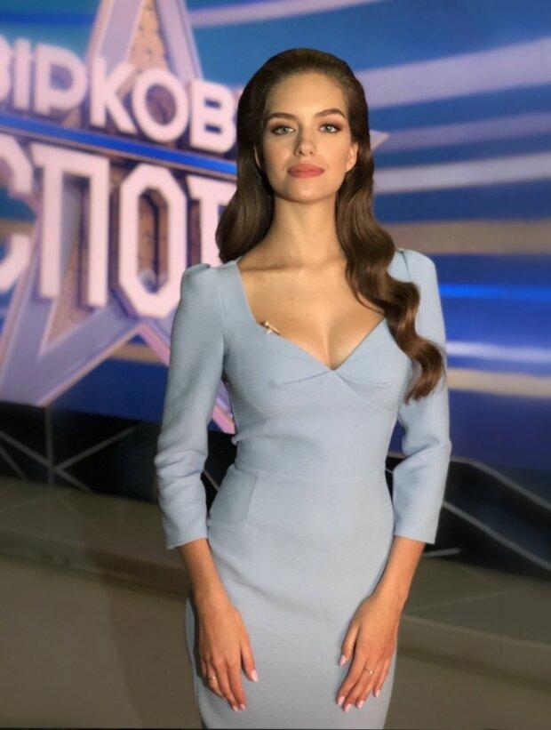 Пока Комаров не видит: Александра Кучеренко засветилась с ...